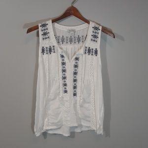 Lucky Brand | sleeveless top